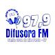 Rádio Difusora 97,9 FM de Santa Cruz do Rio Pardo APK