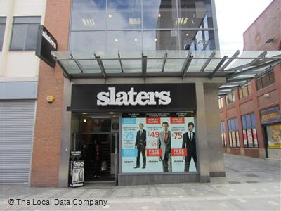 97f17f67 Slaters on Williamson Street - Fashion Shops in City Centre ...