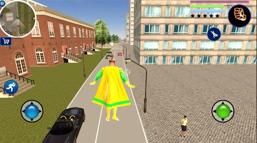 Us Super Hero Vegas Vice Town Gangstar Crime City screenshot 3