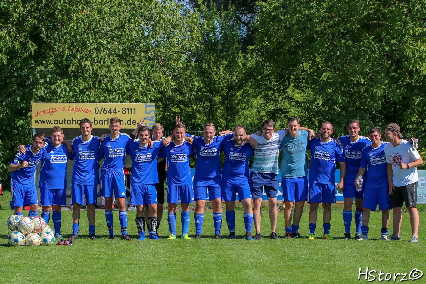 SV Kenzingen – TVK II  1:2  (0:0)