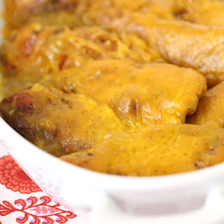 Cheesy Ranch Slow Cooker Chicken