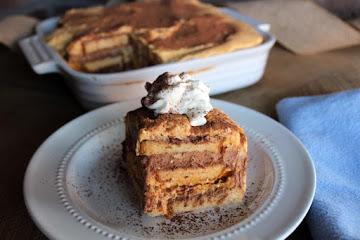Chocolate-pumpkin Tiramisu Recipe