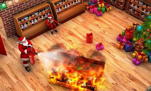 Santa Christmas Escape Mission Screenshot