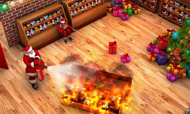 Santa Christmas Escape Mission- screenshot