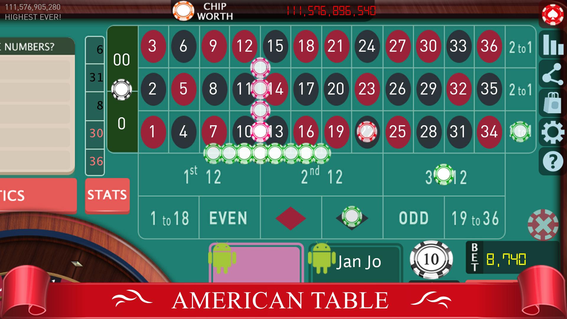 Roulette Royale - FREE Casino screenshot #9