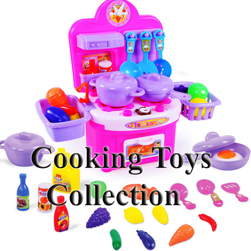 Cooking Toys Collection