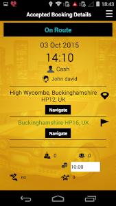 TBMS Driver dispatch software screenshot 4