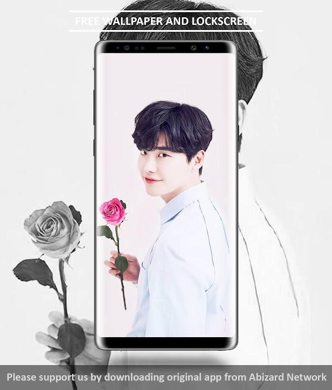 تحميل Lee Jong Suk Wallpapers Hd Apk أحدث إصدار 410 لأجهزة