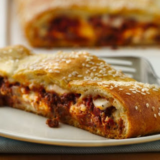 Crescent Lasagna (Cooking for Two).