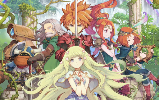 Square Enix lanzará Adventures of Mana para iOS y Android en occidente
