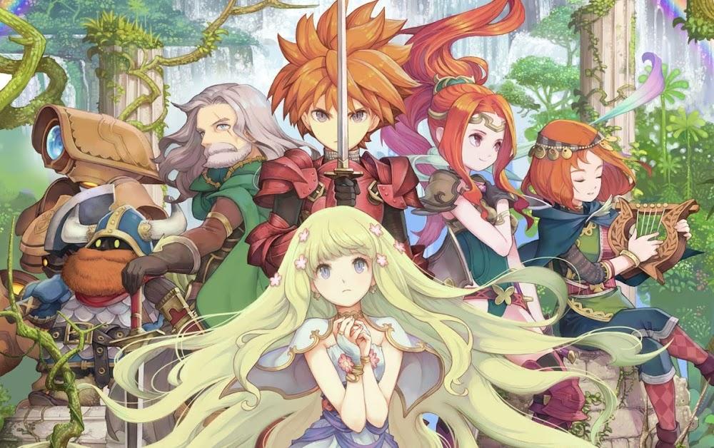 Square Enix lanzará Adventures of Mana para iOS y Android en occidente