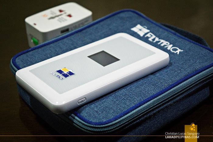 Flytpack Pocket WiFi
