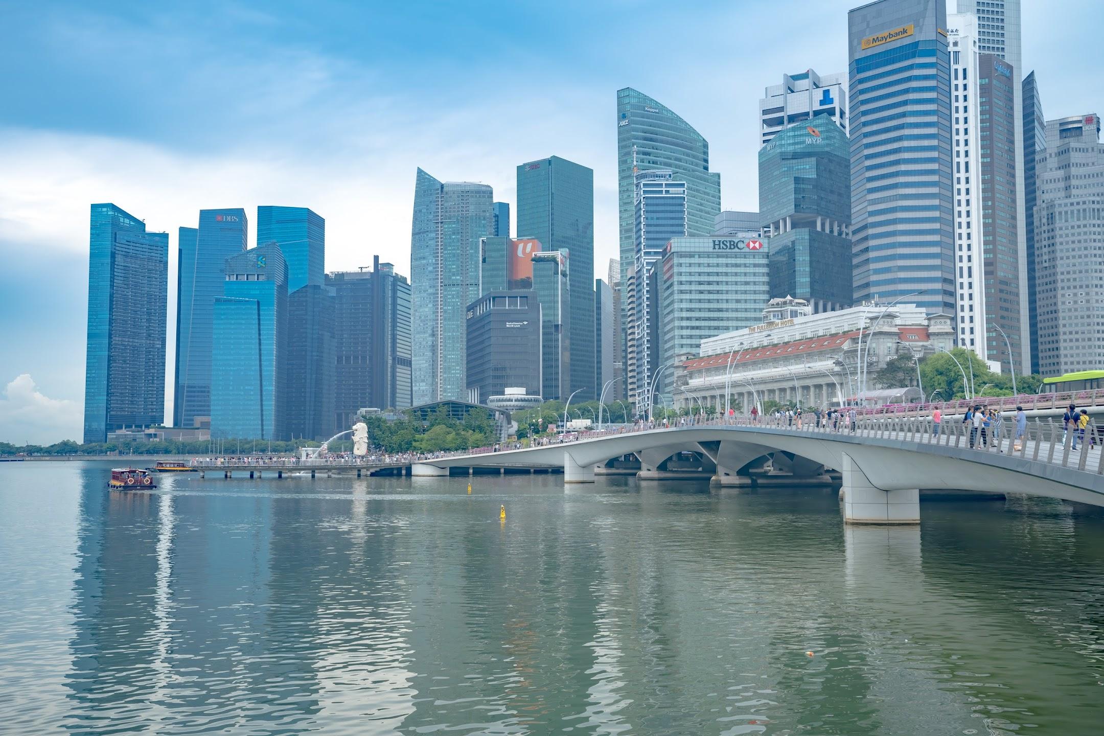 シンガポール フラトンホテル
