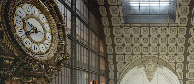 From station to the renovated Musée d'Orsay - Google Cultural Institute