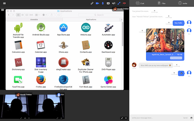 Sylaps - Screen-share