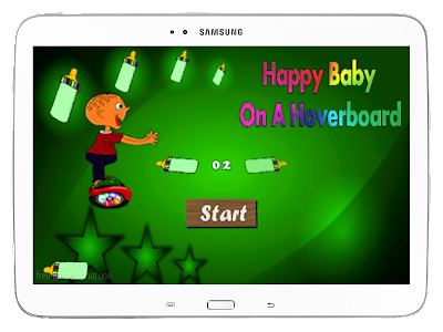 Happy Baby On A Hoverboard screenshot 10