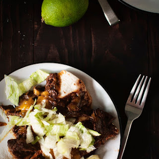 Make Ahead Beef Enchiladas.