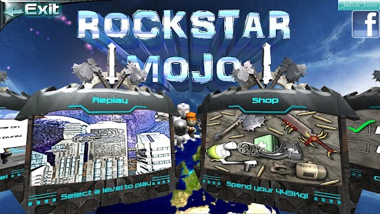 Rockstar Mojo! (Unreleased)- screenshot thumbnail