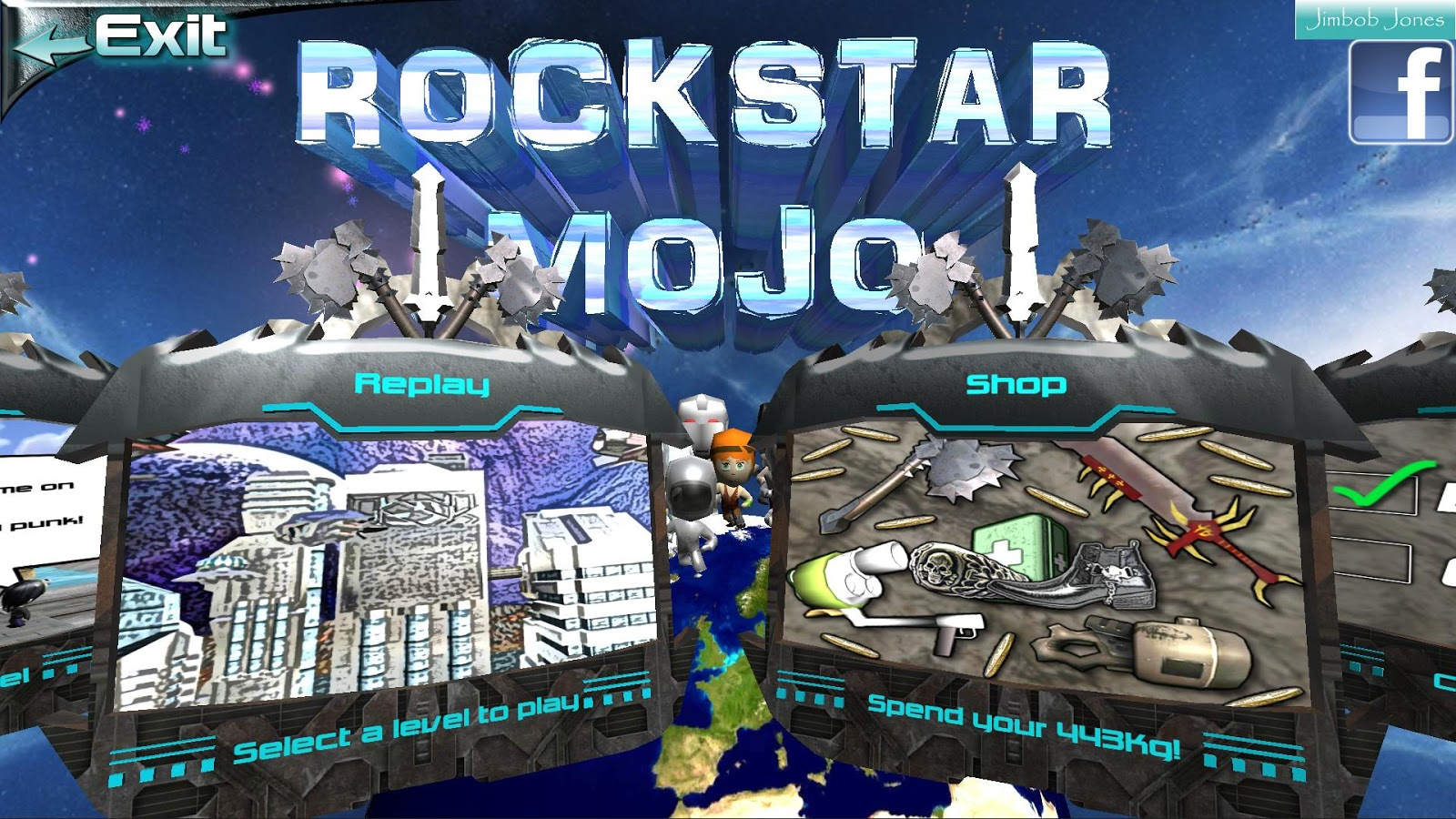 Rockstar Mojo! (Unreleased)- screenshot