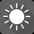 Linterna Strobe Flash LED icon