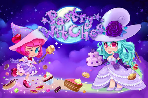 Pastry Witches