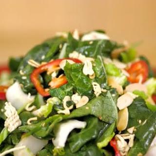 Mama's Ramen Bok Choy Salad.