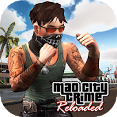 Mad City Crime Reloaded (Clash Crime SandboxTown)