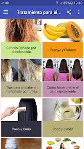 Tratamientos para el cabello 1