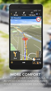 NAVIGON Europe Screenshot 6