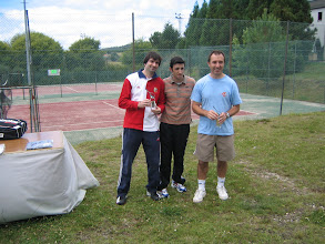Photo: 2º Clasificados torneo de dobles 2008