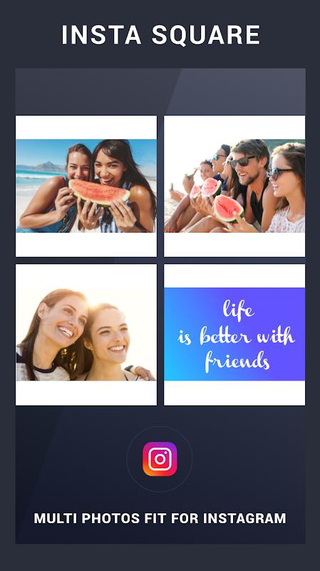 Collage Maker - photo collage & photo editor screenshots