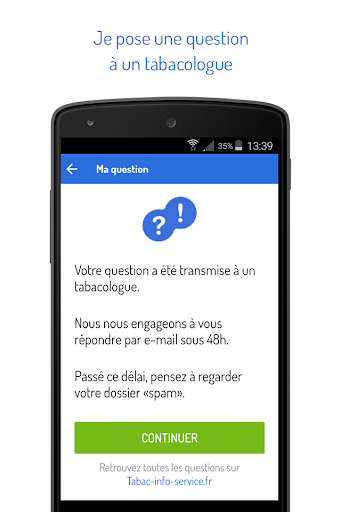 Tabac info service, l'appli screenshot 8