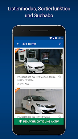 AutoScout24 Schweiz 3.0.5 screenshot 571171
