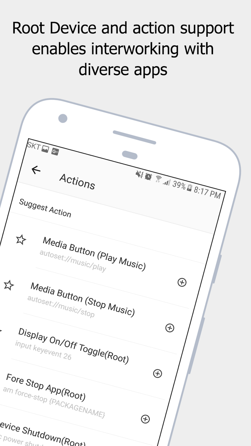 Autoset - Android Automation Device Settings Screenshot 6