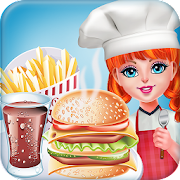 Game Smoky Burger Maker Chef-Cooking games for girls APK for Windows Phone