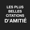 Citations Amitié icon