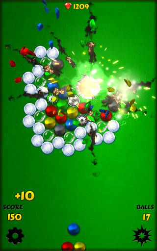 Screenshot for Magnet Balls Pro in United States Play Store