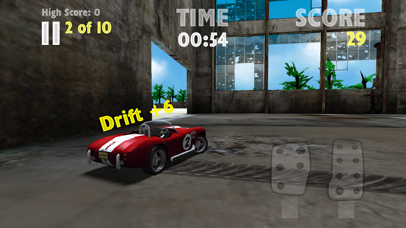 Скриншот Drift Racing - Unlimited