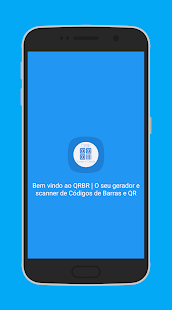 Download free QRBR | Gerador e Scanner de Códigos de Barras e QR for PC on Windows and Mac apk screenshot 1