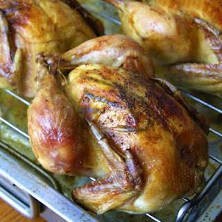 Cornish Game Hen Dry Rub Recipes