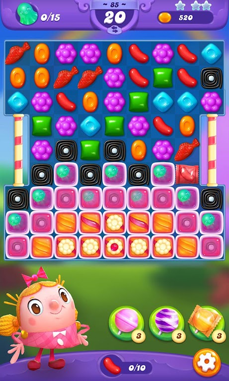 Candy Crush Friends Saga poster 3