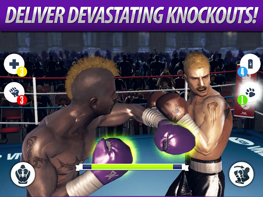 Real Boxing u2013u00a0Fighting Game 2.7.5 screenshots 3