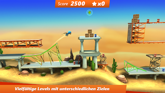 Bridge Constructor Stunts Screenshot