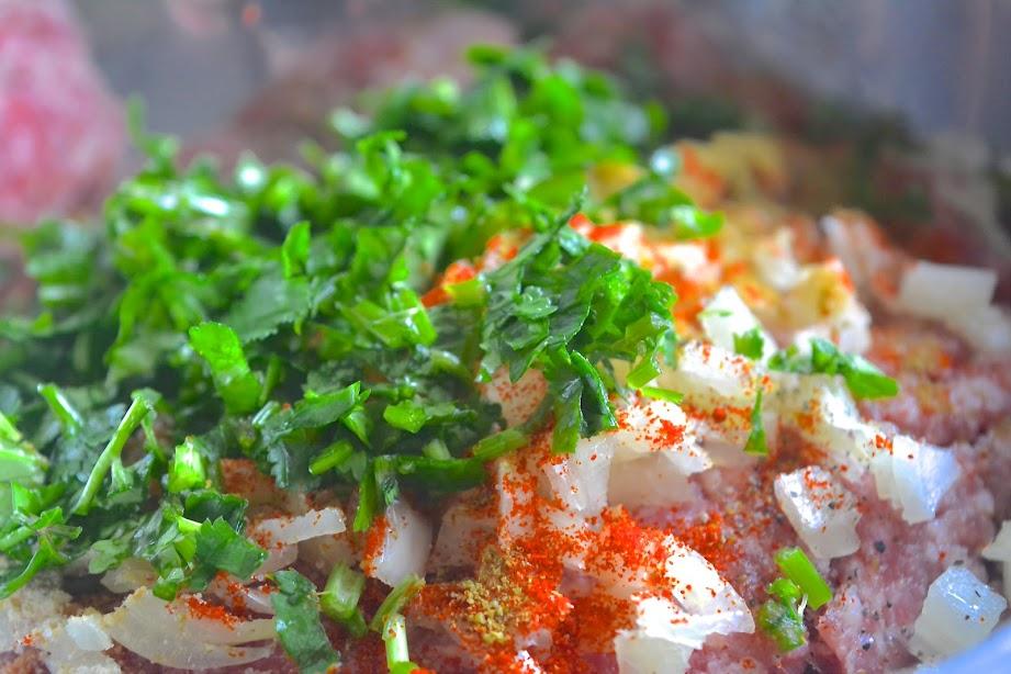 Tajine KBM kefta eggs tomatosauce safranaargana