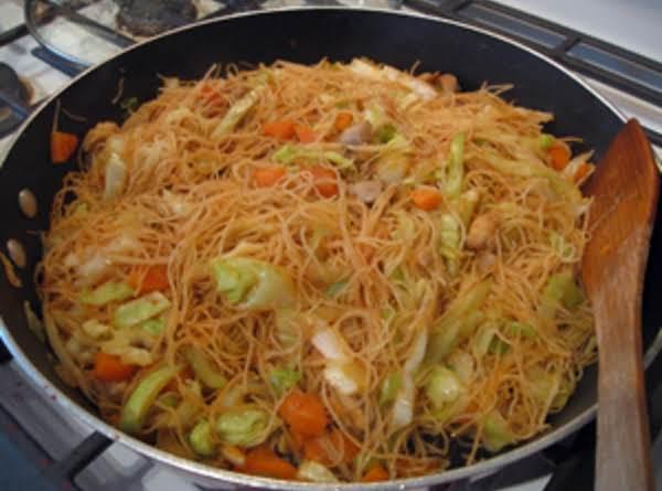 Chicken Pancit Canton