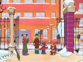 Brrr! It's Cold!/Lollipops Everywhere!