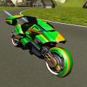 Flying Motorbike Stunt Rider 2019 icon