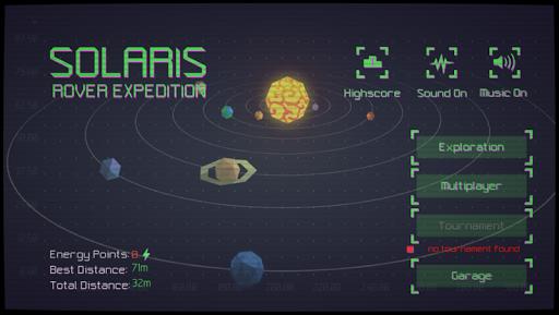 Solaris: Rover Expedition
