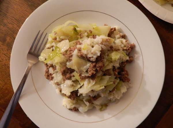 Unstuffed Cabbage Recipe