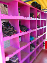 Photo: Shoes!!! (Hindu Temple in Trincomalee)